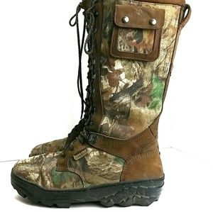 Rocky Shoes - ROCKY Goretex Camouflage Hunting Boots Size 12 W